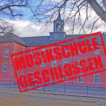 Musikschule vorerst geschlossen